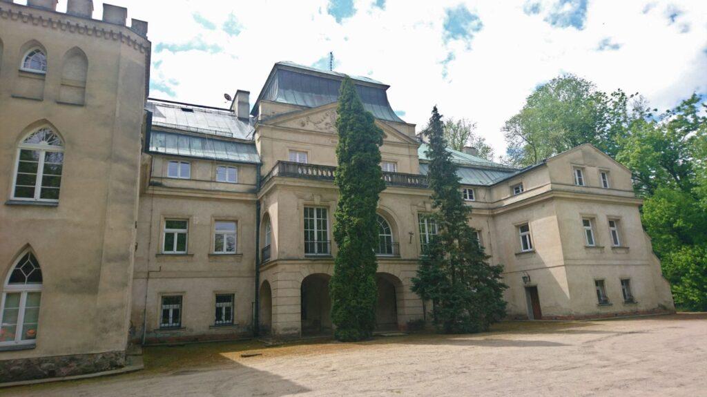 pałac w turewiu