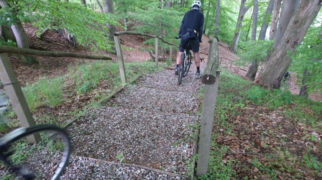 stairs to lake lutomskie