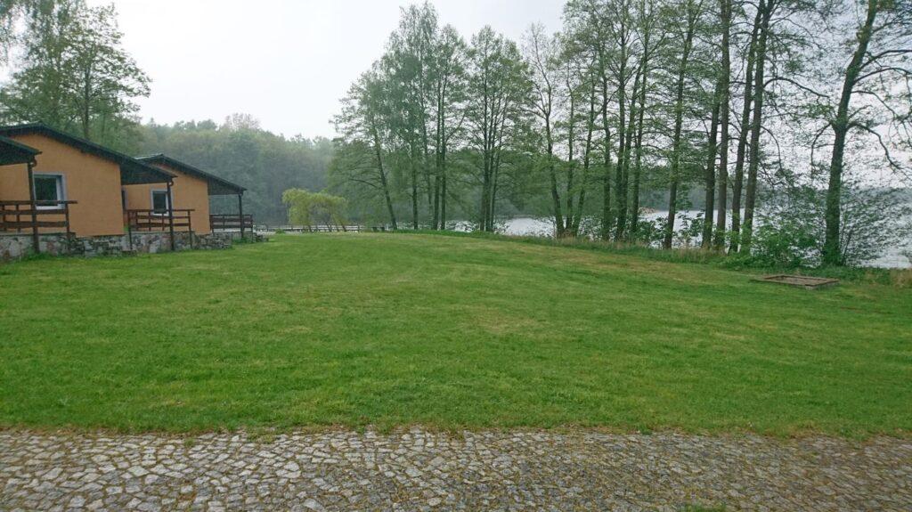 ośrodek wypoczynkowy nad Jeziorem Stubnica