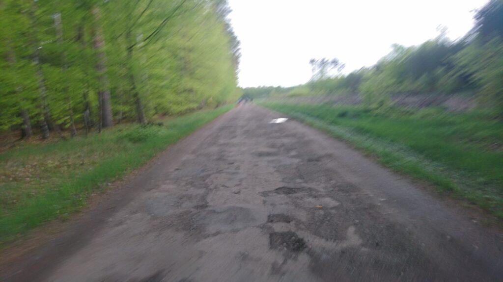 szlak rowerowy w drawieńskim parku narodowym