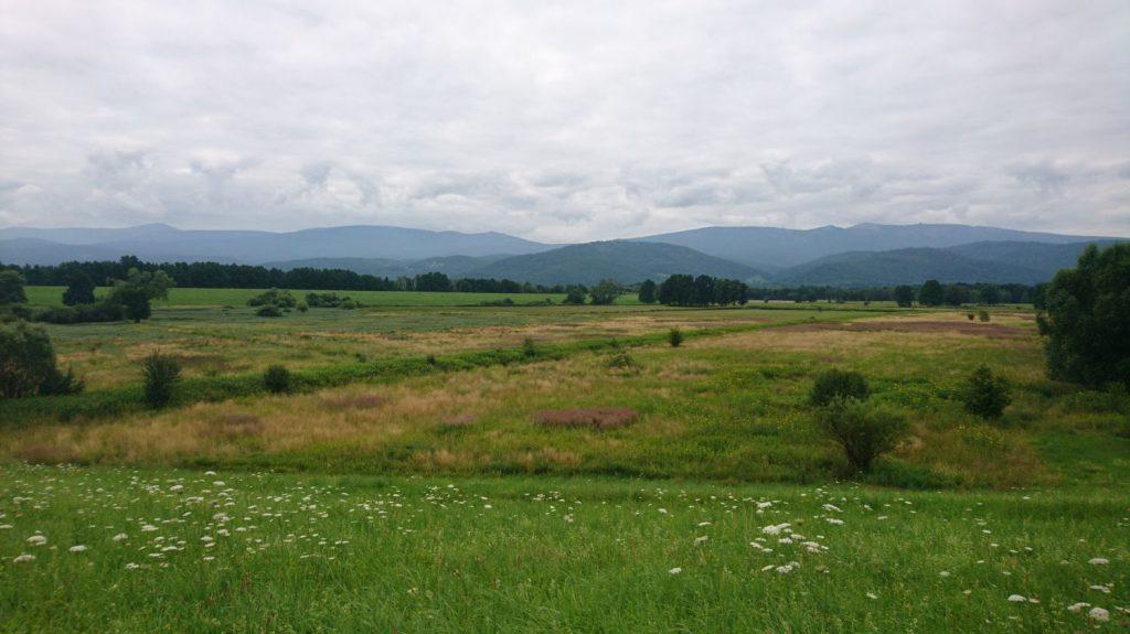 surrounding of jelenia góra